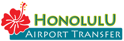 Honolulu Airport Transfer | Honolulu Airport Shuttle with Lei Greeting - Cheap Flat Rate
