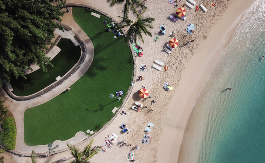 Best Beaches Near Honolulu Airport