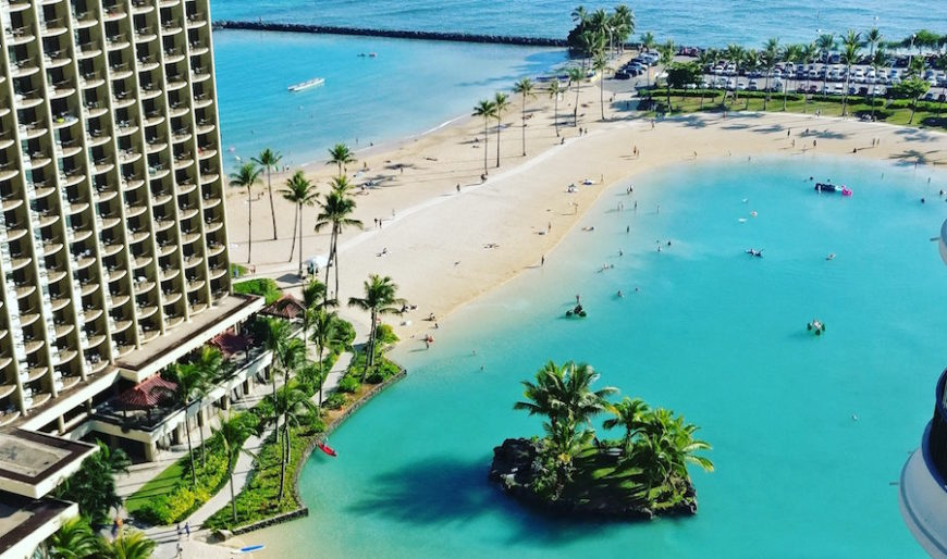 Transportation from Honolulu Airport to Hilton Hawaiian Village