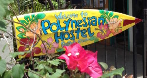 Honolulu Airport to Polynesian Hostel