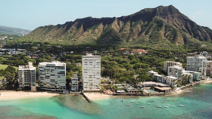 Transportation from Honolulu Airport to Diamond Head