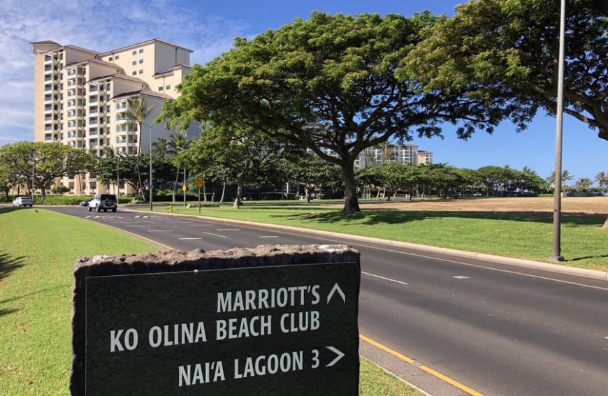 Marriott Hotels Near Honolulu Airport