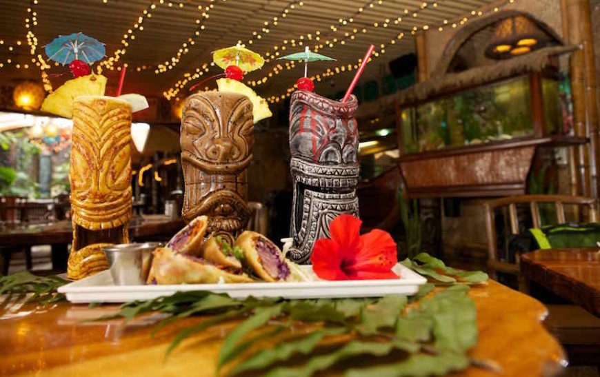 Tiki-Bar-Near-Hononlulu-Airport