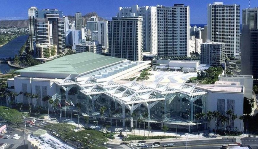 Honolulu Airport to Convention Center