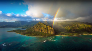 Honolulu Airport to Kualoa Ranch