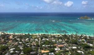 Honolulu Airport to Lanikai Beach