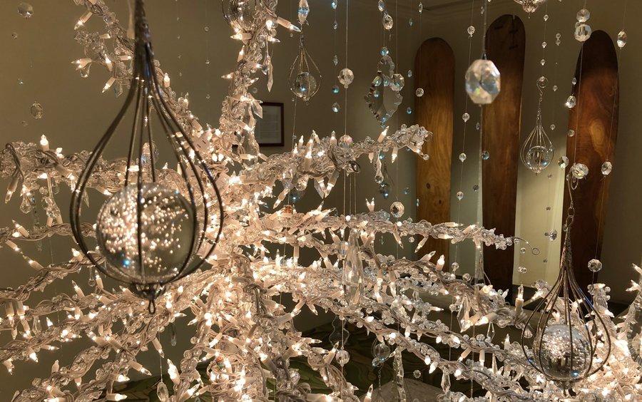 Hawaii Christmas Hotels - Moana Surfrider