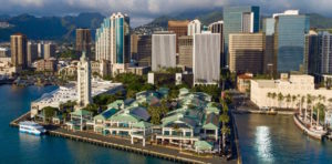 Honolulu Airport Shuttle to Downtown