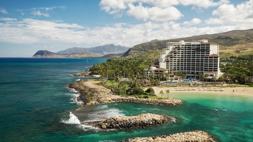 Honolulu Airport to Four Seasons Ko Olina Shuttle