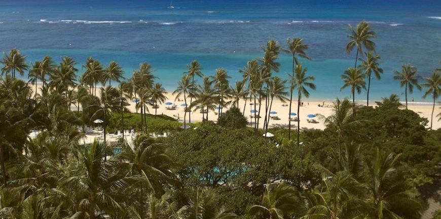Shuttle from Honolulu Airport to Hale Koa Hotel