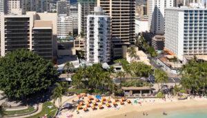 Aston Waikiki Circle Hotel Airport Shuttle