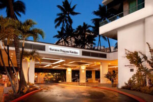 Honolulu Airport to Sheraton Princess Kaiulani Shuttle